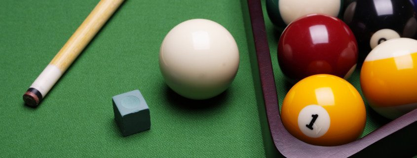 Pool aka billiards can be intimidating. Learn how to play pool for beginners at www.GameOnFamily.com and up your game! Learn billiards basics and pool rules via our pool game tutorial. Game on! #gameroomgames