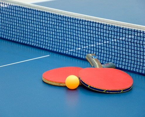 No game room is complete without ping pong! Learn how to play ping pong and read the ping pong rules at www.GameOnFamily.com. Game on! #tabletennis