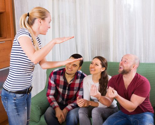 We all love to play charades - the classic party game! Let www.GameOnFamily.com teach you the charades rules to this fun game that is perfect for a group or family game night. Game on!