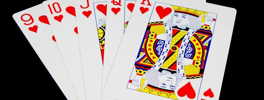 Break some hearts by learning how to play the hearts card game at www.GameOnFamily.com. Hearts rules! Game on.
