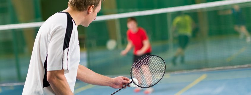 An easy going, active game... learn how to play badminton and the badminton rules at www.GameOnFamily.com. Awesome Badminton game tutorial... Game on!