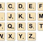 The classic word game... Learn how to play Scrabble and the Scrabble rules at www.GameOnFamily.com. Game on!