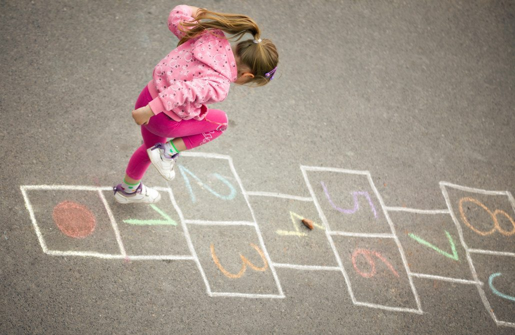 Playground games and activities |Rules For Playing Hopscotch