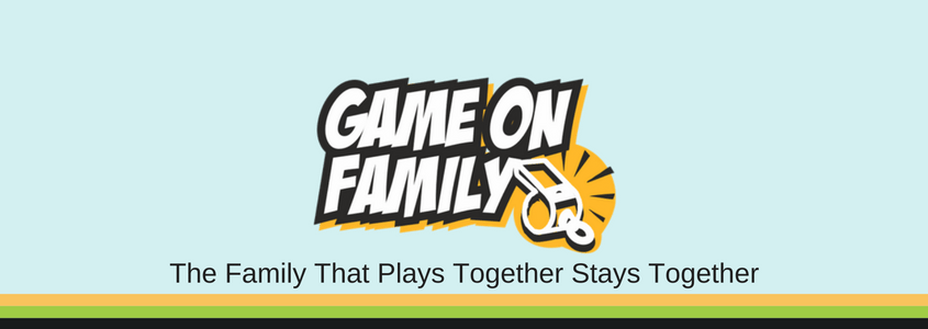 The Game On Family Newsletter is your monthly source for fun games to play at your next event! Check out our game tutorials & family game night ideas at http://gameonfamily.com/. Game on!