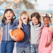 Learn how to play Four Square - a classic playground game that's been around since the 1950's! Read the Four Square game tutorial at GameOnFamily.com to learn the Four Square rules. Game on!