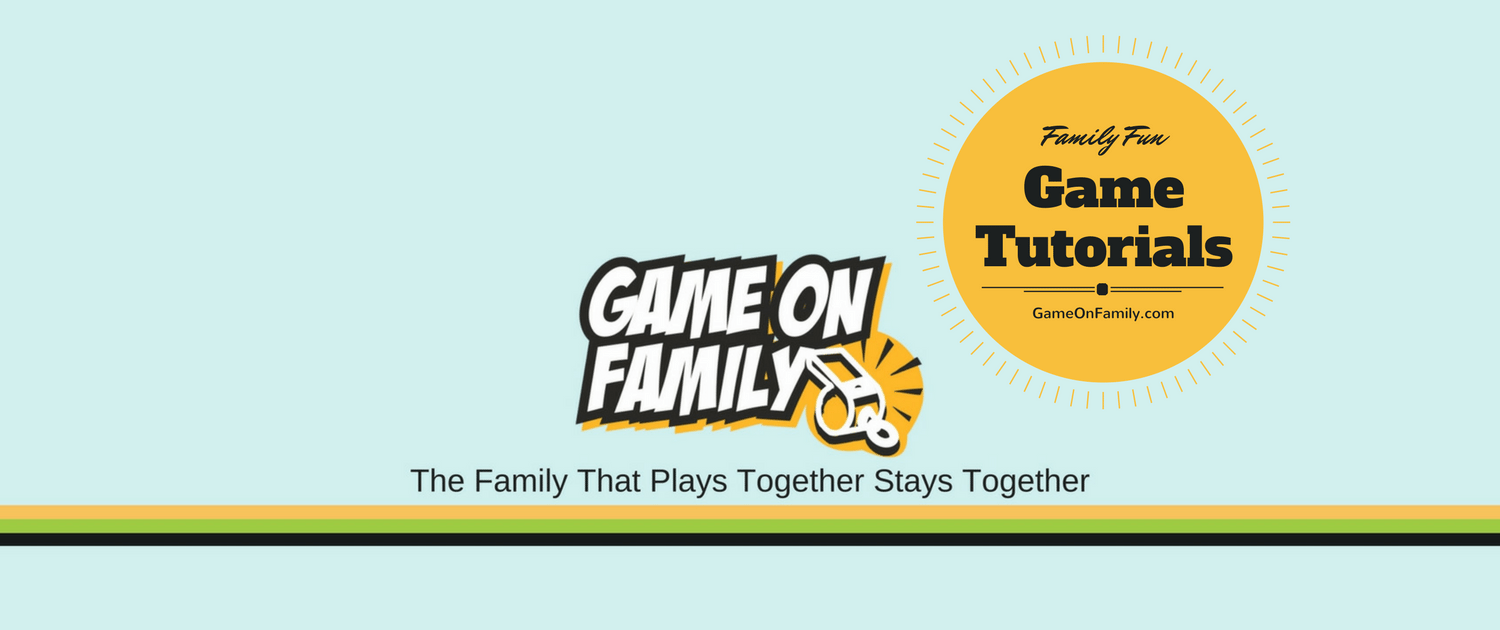 Learn how to play a fun game for your next party or game night. Discover your next game at http://gameonfamily.com/. Game on!