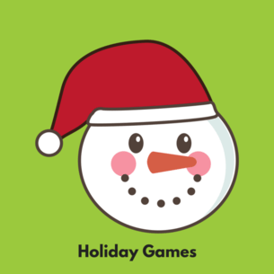 Find festive holiday games to play! GameOnFamily.com's holiday game tutorials teach you how to play Christmas games that will take your holiday party to the next level!