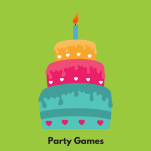 Find fun party games to play! GameOnFamily.com's party game tutorials teach you how to play party games that will take your event to the next level!