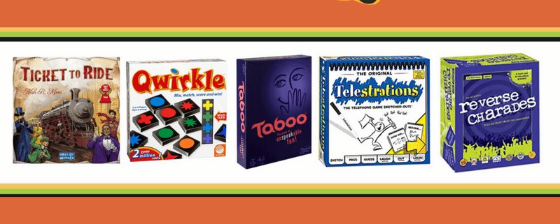 Enter GameOnFamily.com's Board Games Giveaway by March 31st, 2017 5pm PST to win free board games for your next family game night. Game on!