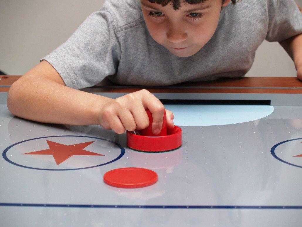 How Do You Play Air Hockey The Best Air Hockey Game Tutorial - Classic air hockey table