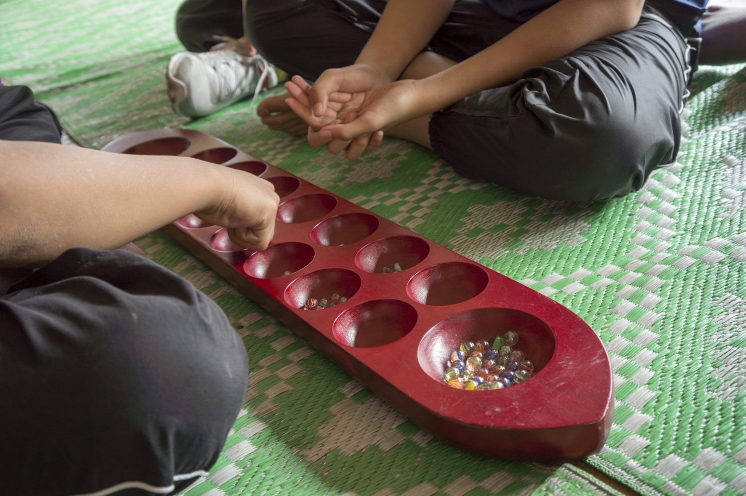How To Play Mancala The Ancient Game Of Strategy Game On Family